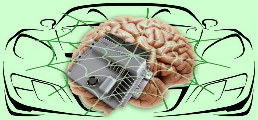 «мозги» автомобиля